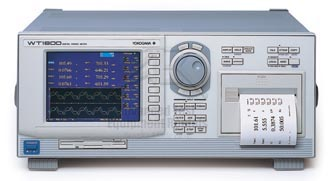 Rent Yokogawa WT1600 Digital Power Meter