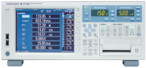 Rent Yokogawa WT1800 Digital Power Analyzer