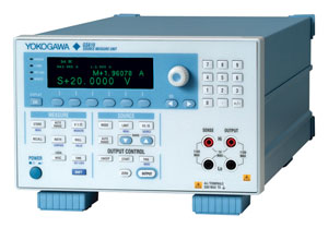 Yokogawa GS610 Source Measure Unit
