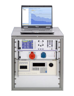 Rent, Lease, Rent to Own Zimmer Electronics CE-Test61k Compliance EMC Test System for CE Mark IEC/EN62301 / EN50564:2011, EN61000-3-2/-12, EN61000-3-3/-11, IEC62301 / EN50564:2011