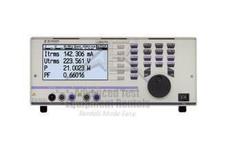 Zimmer Electronics LMG95 Single Phase Power Analyzer