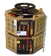 Superior Electric 60MB1156D-6Y Variable Transformer, Motorized