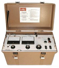 Biddle 220015 DC Dielectric/Hipot Test Set