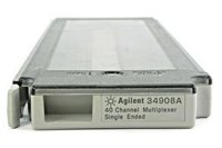 Keysight 34908A Data Acquisition Table