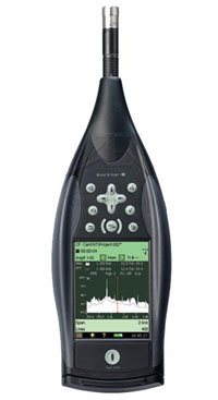 Bruel & Kjaer 2270 Sound Level Meter and Vibration Analyzer