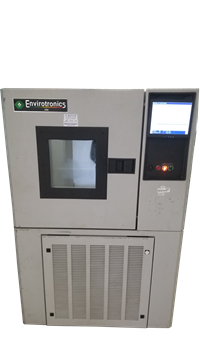 Envirotronics ST8 Temperature Test Chamber, -77°C to 177°C