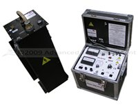 High Voltage PTS-200 Portable DC Test Set