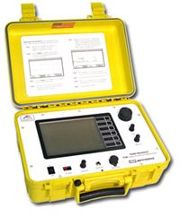Hipotronics TDR 1170 Time Domain Reflectometer