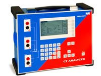 OMICRON CT Analyzer Current Transformer Tester & Analyzer