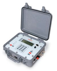 Polysonics SX30 Portable Dual Frequency Doppler Flowmeter