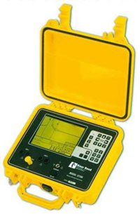 Riser Bond 1270A Metallic Time Domain Reflectometer Cable Fault Locator