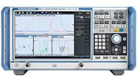 Rohde & Schwarz ZNC Vector Network Analyzer 2 Port, 9 kHz - 3 GHz