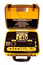 SOCTESTER SOC140 Battery Analyzer