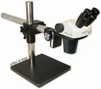 Leica SVB-09 Zoom Magnification Stereo Microscope, 0.67X - 4.0X