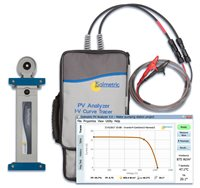 Solmetric PVA-1500V3 PV Analyzer Kit
