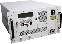 IFI T188-500 High Power Amplifier 7.5 GHz - 18 GHz, 500 Watt
