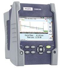 Viavi T-BERD-2000 Quad OTDR Kit for Verizon Tower Testing TB2-VWC-FTTA-QU