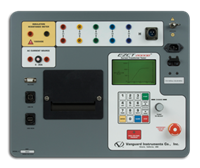 Vanguard EZCT-2000B Current Transfomer Test Set