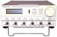 Wavetek 23 Synthesized Function Generator