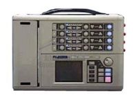 Western Graphtec WR7800 4-Channel Thermal Strip Chart Recorder