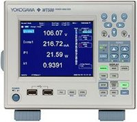 Yokogawa WT500 Precision Power Analyzer