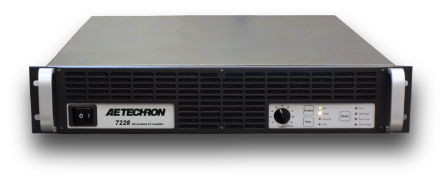 AE Techron 7228 Linear Power Amplifier