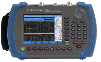 Rent Spectrum \ Signal Analyzers Up to 3 GHz for Communications, RF, EMC and Electrical Testing