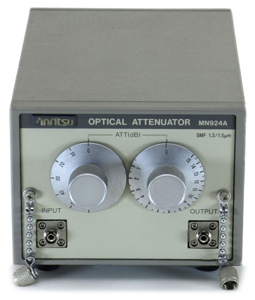 Anritsu MN924A Optical Attenuator