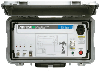 Rent Anritsu MW8208A 850 MHz PIM Tester for Verizon
