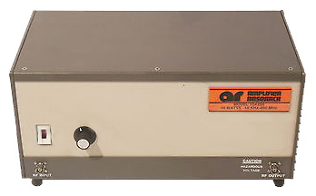 Amplifier Research 10A250 RF Power Amplifier 10 kHz - 250 MHz, 10 W