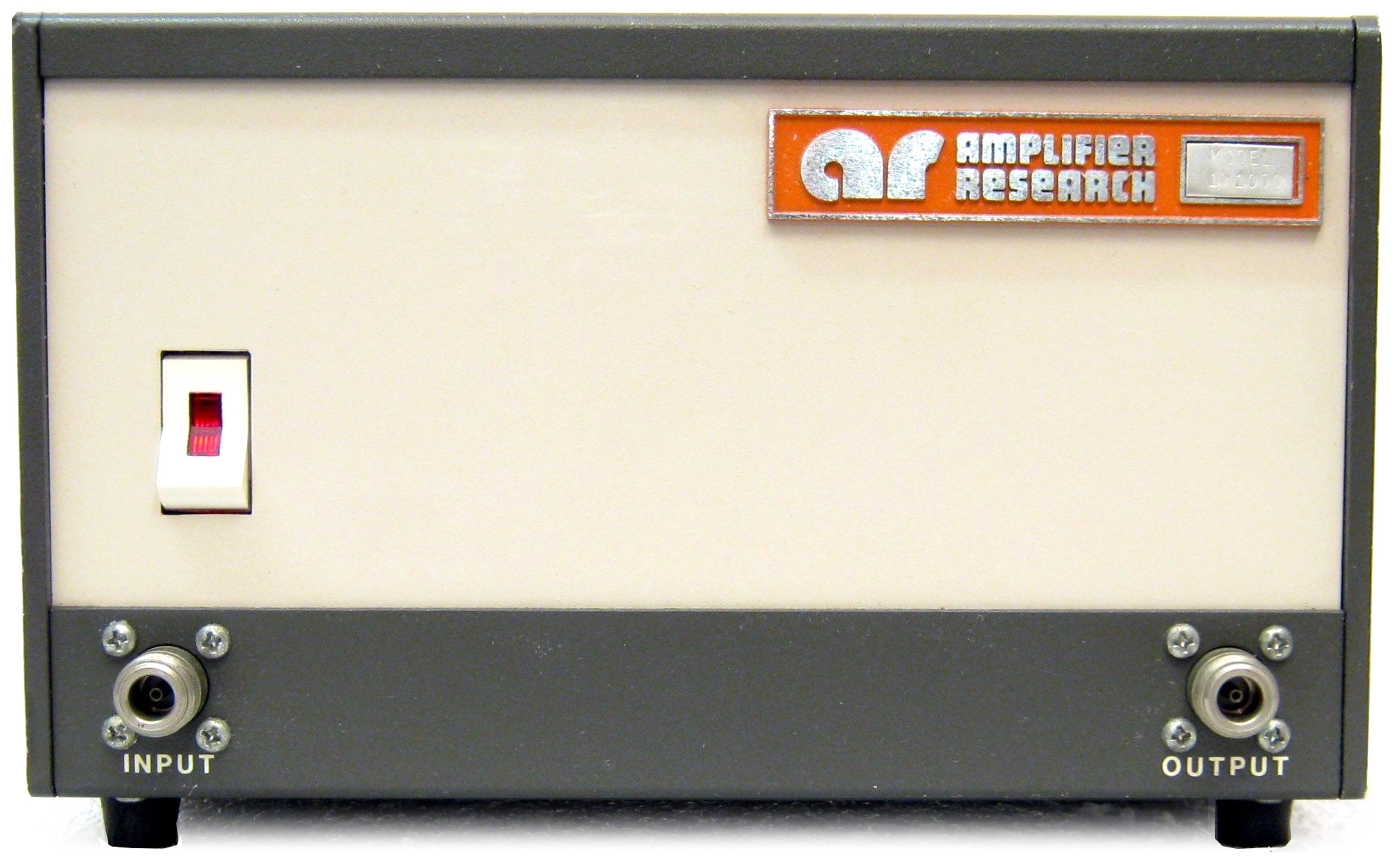 Amplifier Research 1W1000 Broadband RF Amplifier 100 kHz - 1000 MHz
