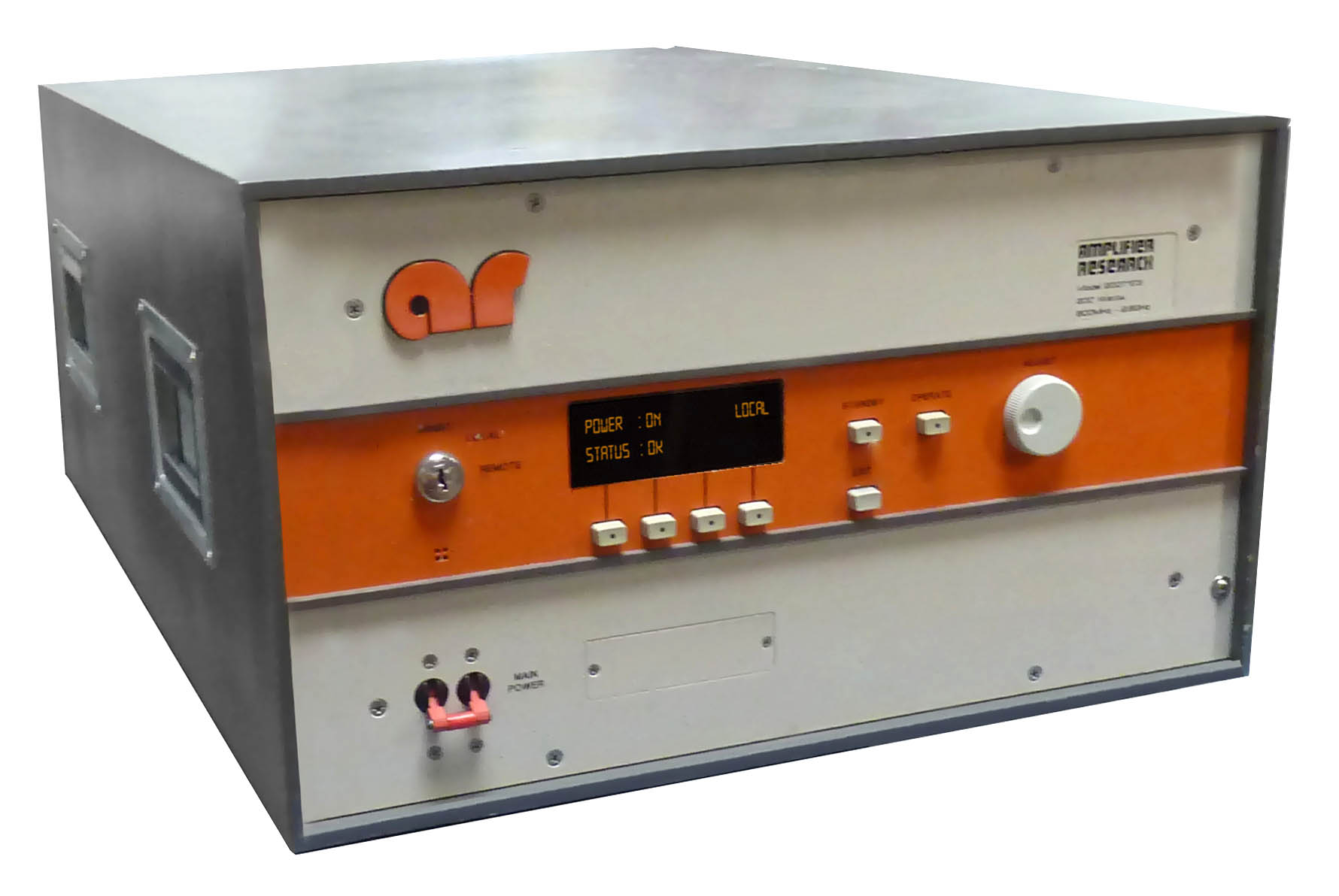 Amplifier Research 200T1G3 TWT Amplifier .8 GHz - 2.8 GHz 200W
