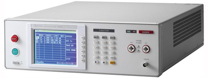 Chroma 19055/19055-C Series Hipot Analyzers 500 VA