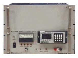 California Instruments 1501TC Single-Phase 1.5 kVA Power Source