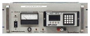 California Instruments 751TC 750 VA Single - Phase AC Power Source