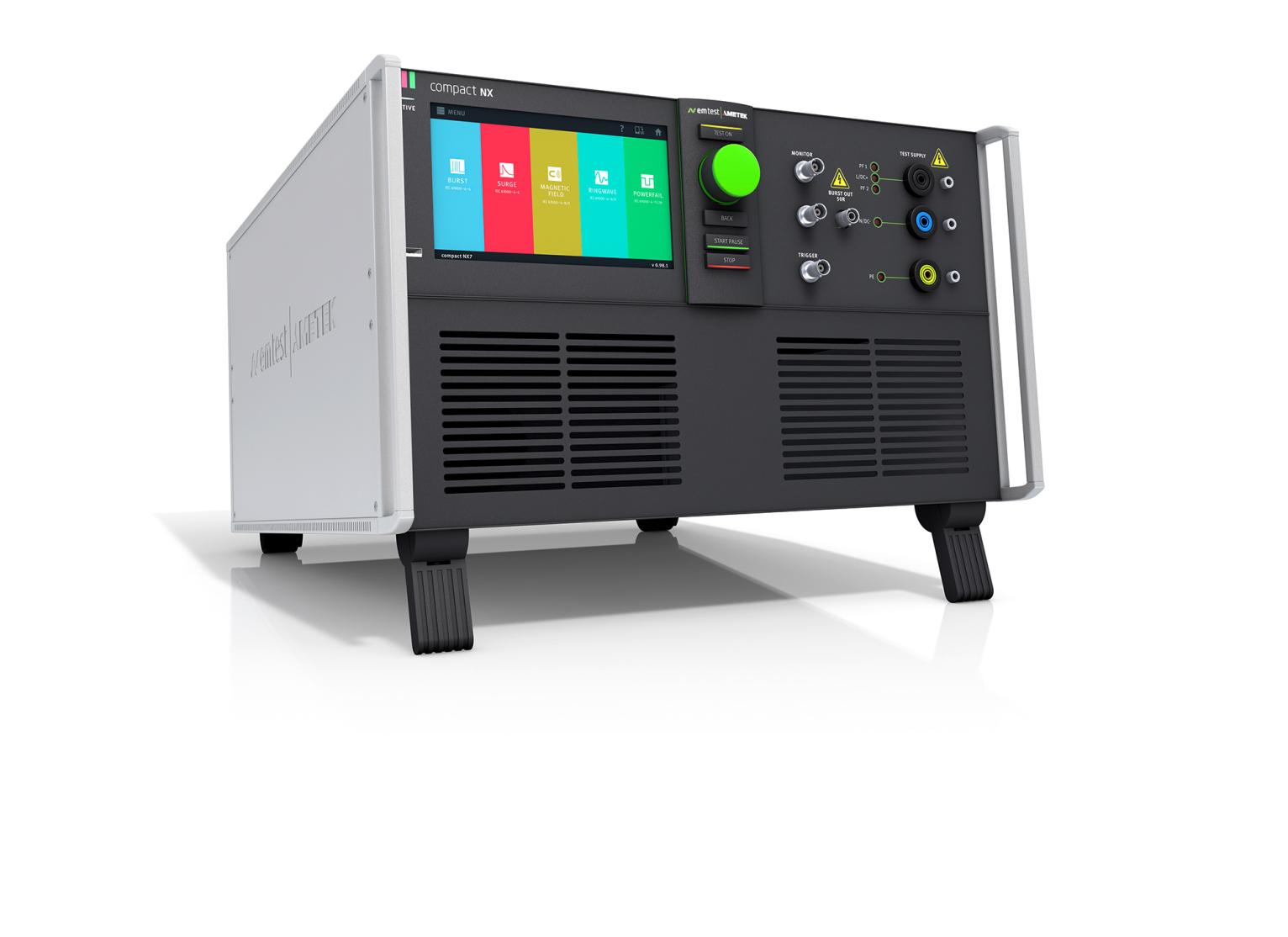 Rent Test Equipment Buy Atec Rentals Tv Pattern Generator With Wireless Model Em Nx7 Multifunctional