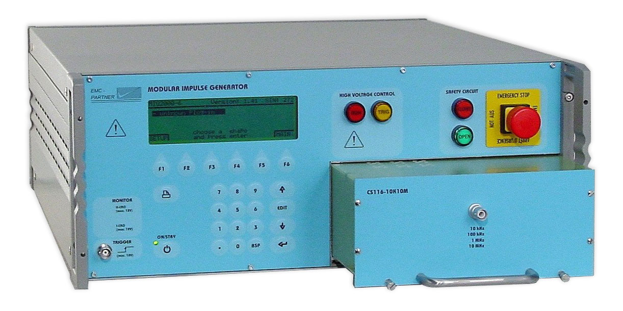 Rent EMC Partner CS116-30M100M Plug-in Module for MIG2000-6
