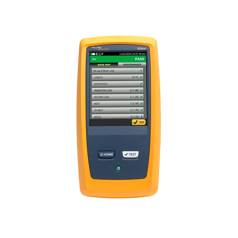 Fluke DSX-8000 Cable Analyzer