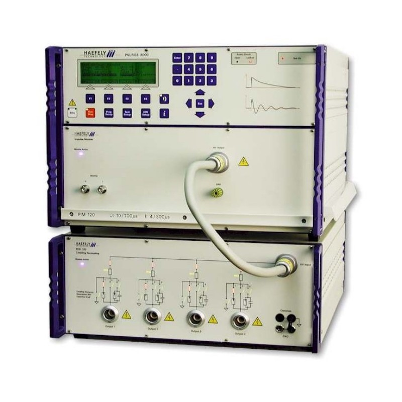 Haefely PCD 100 Single Phase CDN