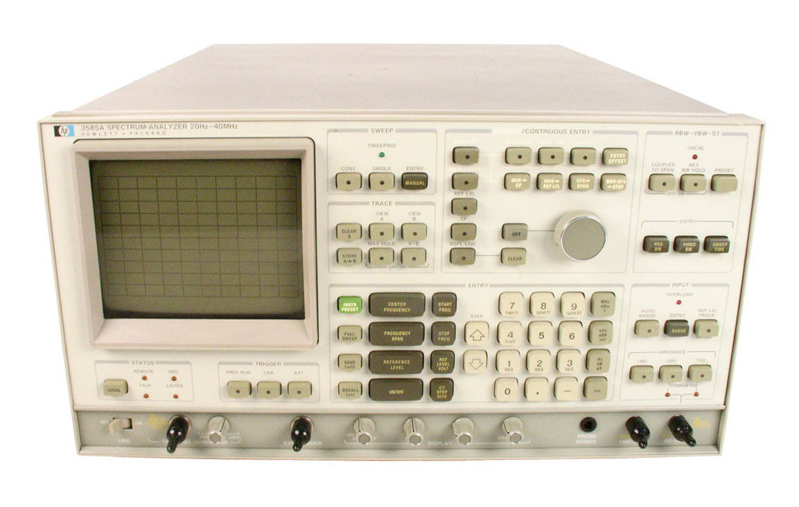 Keysight 3585B Spectrum Analyzer