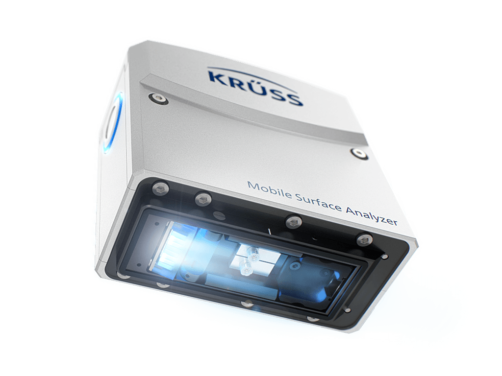 Kruss MSA Mobile Surface Analyzer