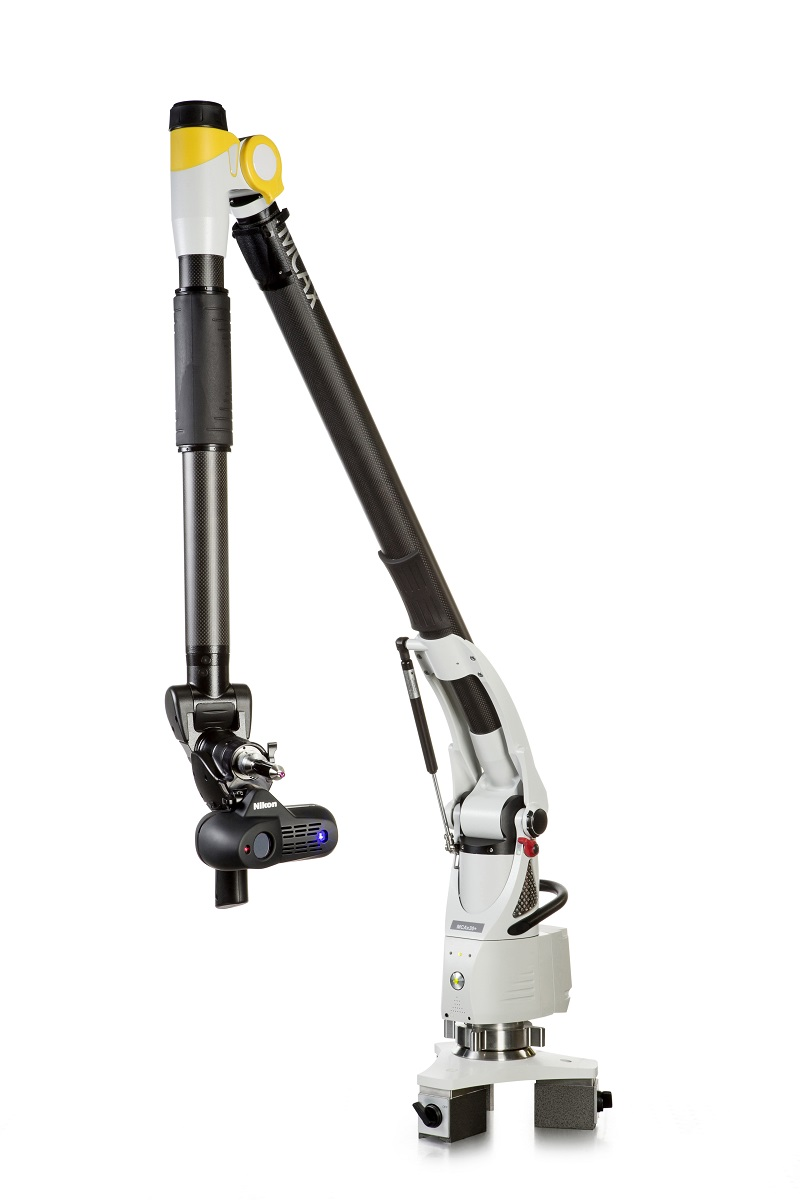 Nikon MCAx Manual Coordinate Measuring Arms