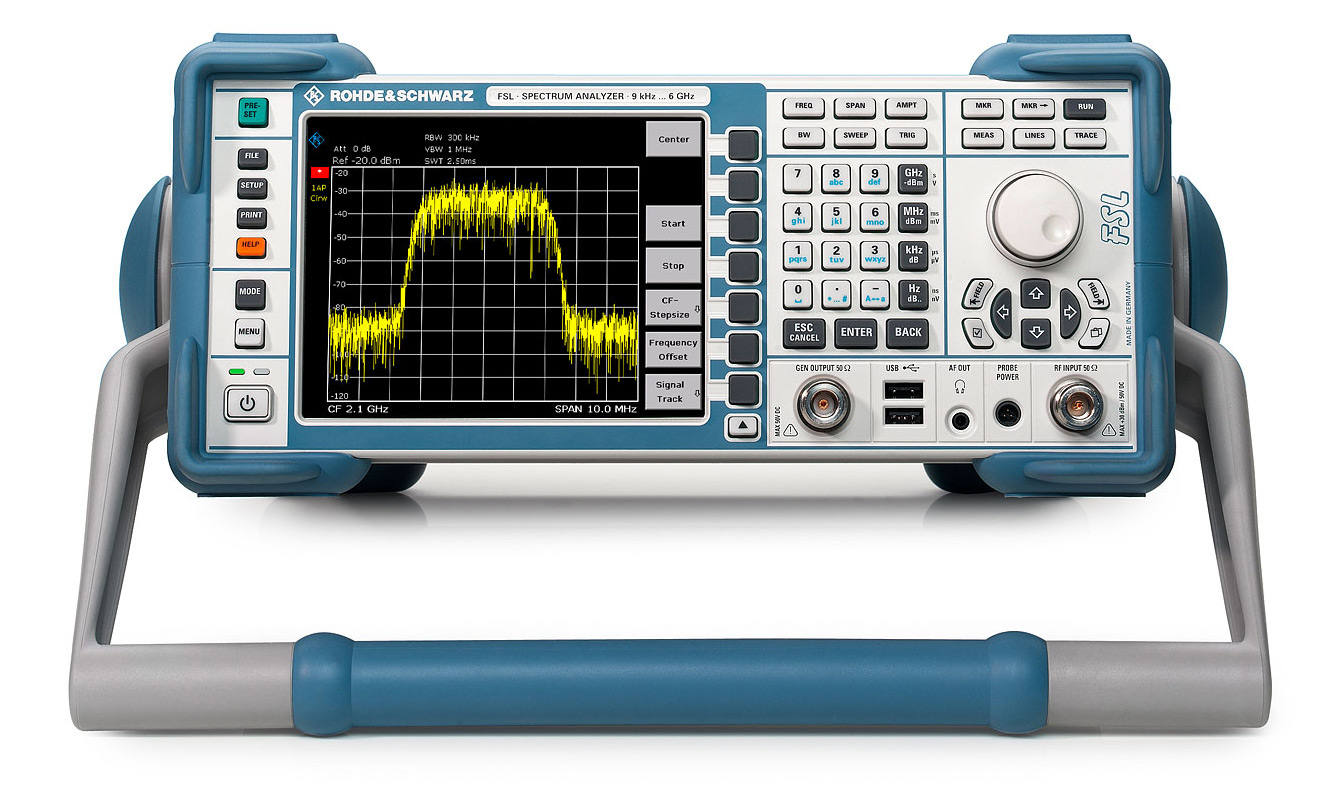 Rohde & Schwarz FSL18 RF Spectrum Analyzer