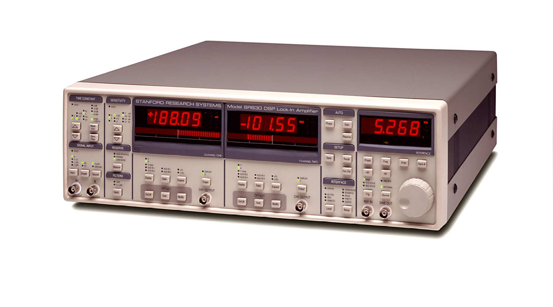 Stanford Research Systems SR830 Digital Lock-In Amplifier | 1 mHz - 102.4 kHz