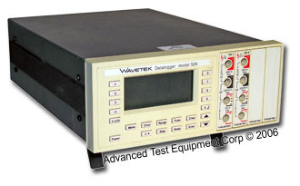 Wavetek 52A Data logger up to 260 channels