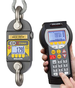 Dillon EDX-25T Dynamometer Force Gauge