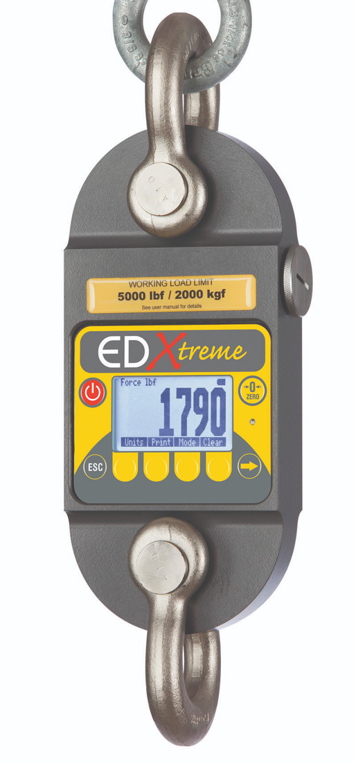 Dillon EDXtreme Dynamometer Force Gauge Series