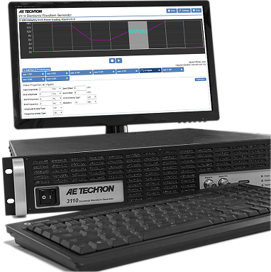Advanced Test Equipment Rentals (ATEC) Now Rents The AE Techron 3110