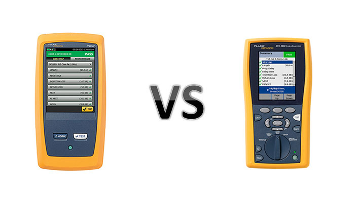 Does The Fluke Versiv DSX 5000 Replace The DTX Cable Analyzer?