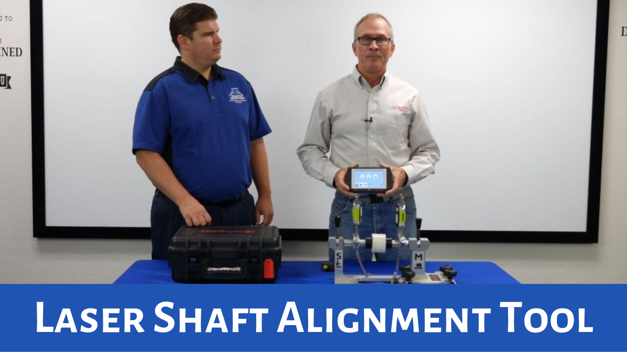 How to Use a Laser Shaft Alignment Tool